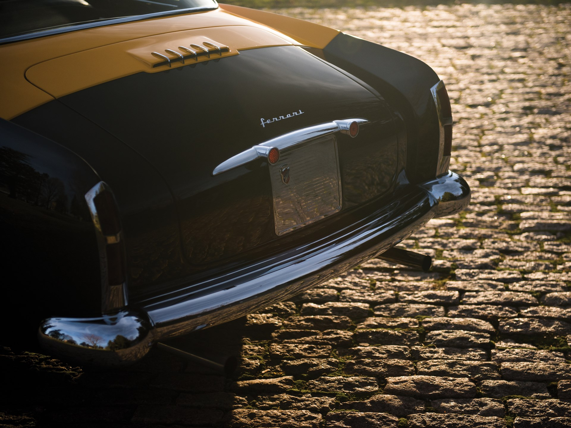 1952 Ferrari 212 Inter Coupe by Ghia