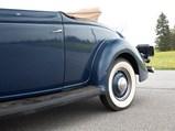 1936 Ford Club Cabriolet  - $