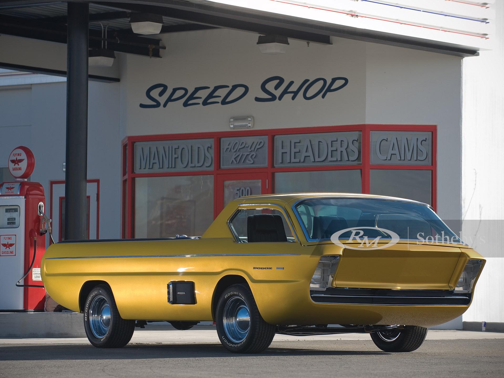 1965 Dodge Deora Concept Car  -