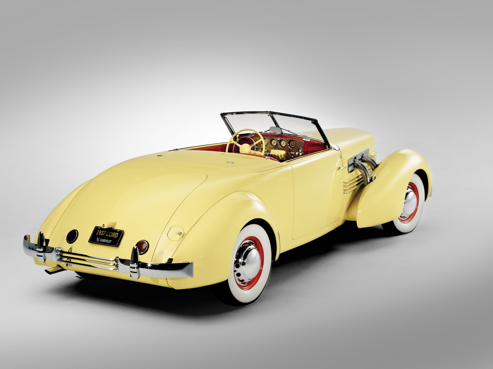 1937 Cord 812 Sc Sportsman Convertible Coupe