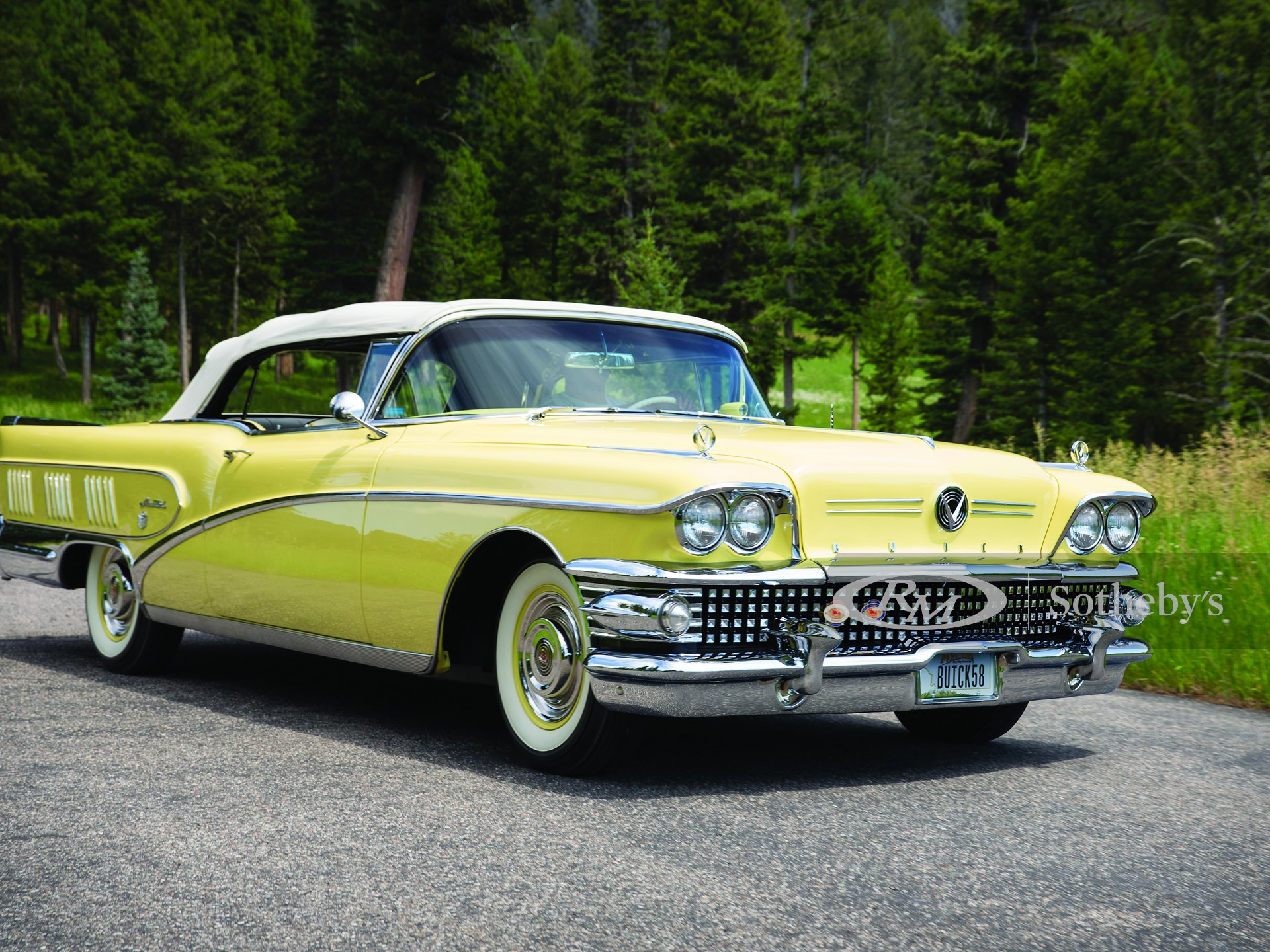 1958 Buick Limited  -