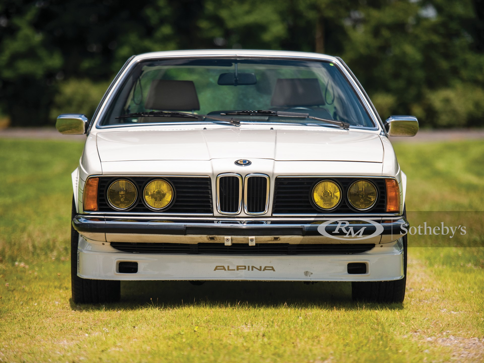 1982 BMW Alpina B7 Turbo Coupe  -
