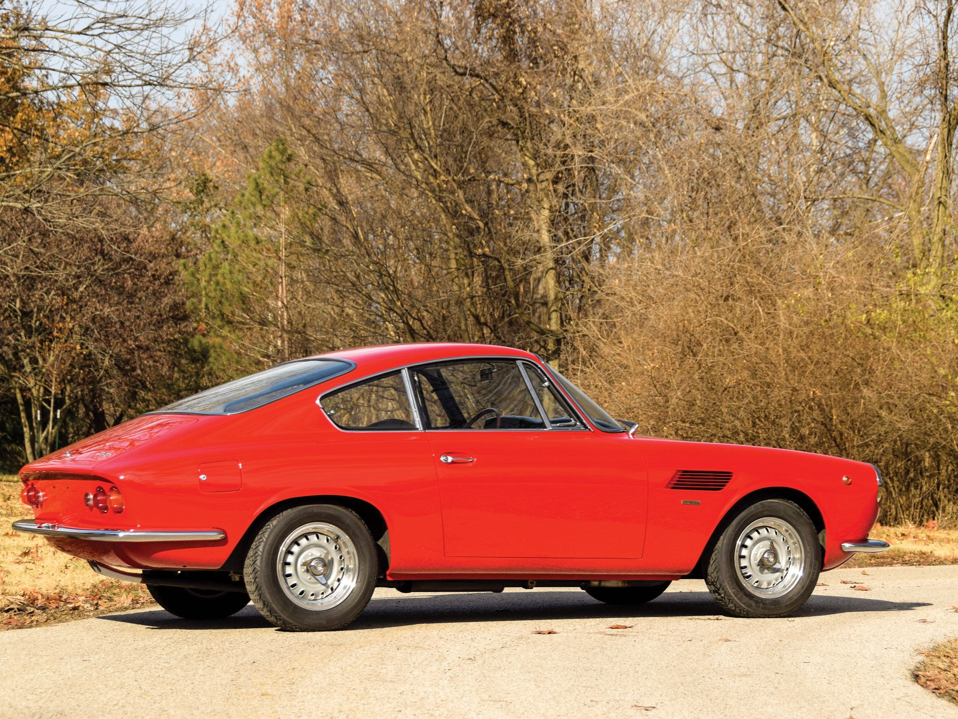 1967 ASA 1000 GT Coupe by Bertone