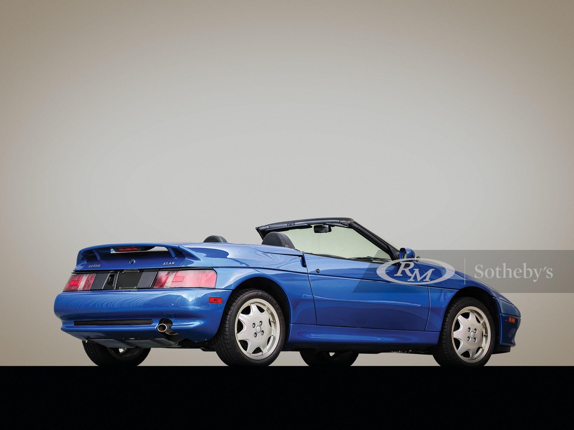 1991 Lotus Elan  -