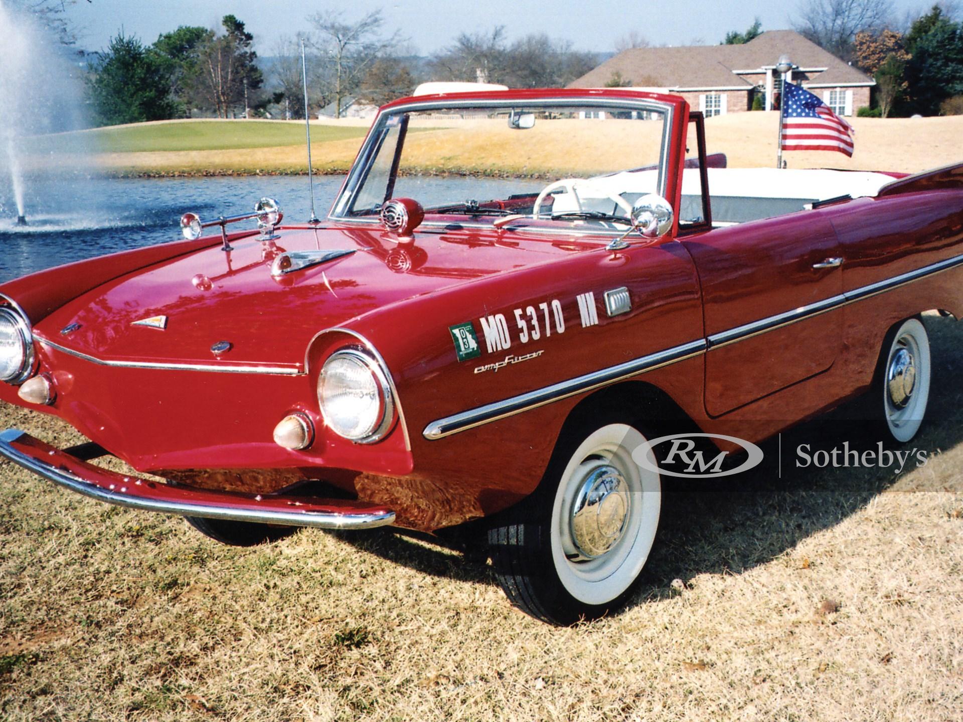 1964 Amphicar 770 Convertible  -