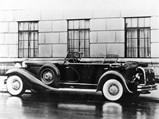 1935 Duesenberg Model J 'Sweep Panel' Dual-Cowl Phaeton by LaGrande - $The lovely 'sweep panel' dual-cowl phaeton by LaGrande as it appeared when new.