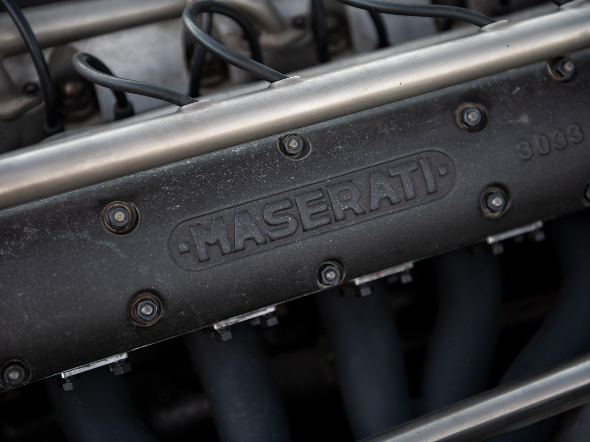 RM Sotheby's - 1954 Maserati A6GCS by Fiandri & Malagoli | Monterey 2019