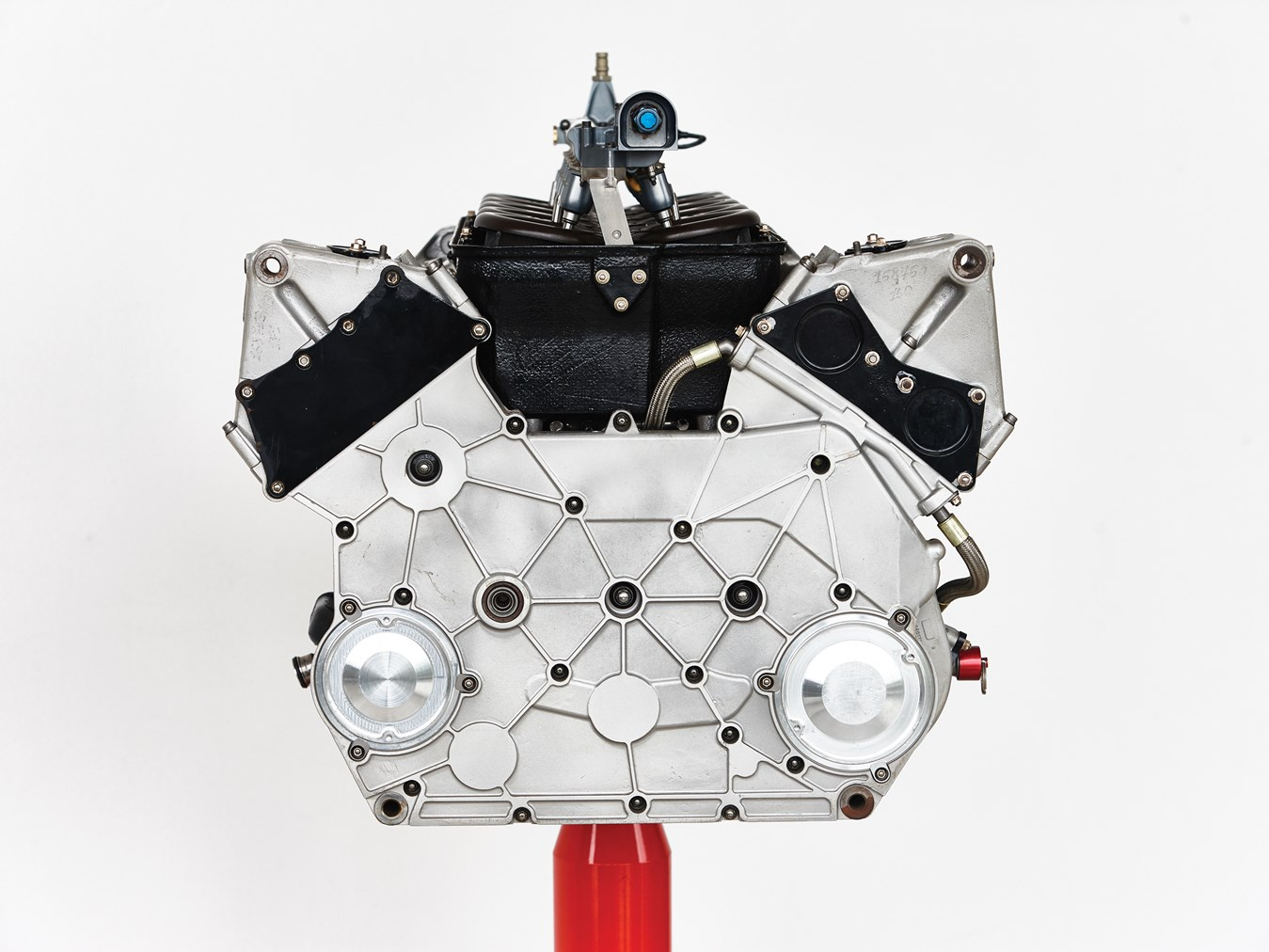 Ferrari F1 046/2 Engine, 1997, No. 354