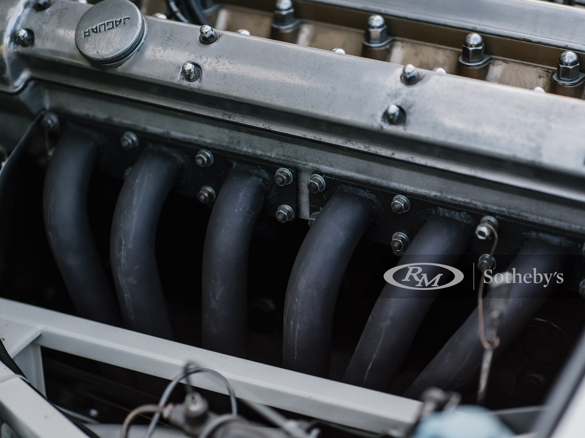 1962 Jaguar E-Type Series 1 3.8-Litre Roadster SCCA A-Production  -