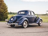 1936 Ford Five-Window Coupe  - $