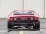 1971 Lamborghini Miura SVJ by Bertone - $