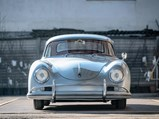 1959 Porsche 356 A 1600 Coupé by Reutter - $Captured at Via Luigi Cadorna on 01 March 2019. At 1/125, f 3.2, iso100 with a {lens type} at 140mm on a Canon EOS-1D Mark IV.  Photo: Cymon Taylor