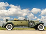 1930 Cadillac V-16 Roadster by Fleetwood - $