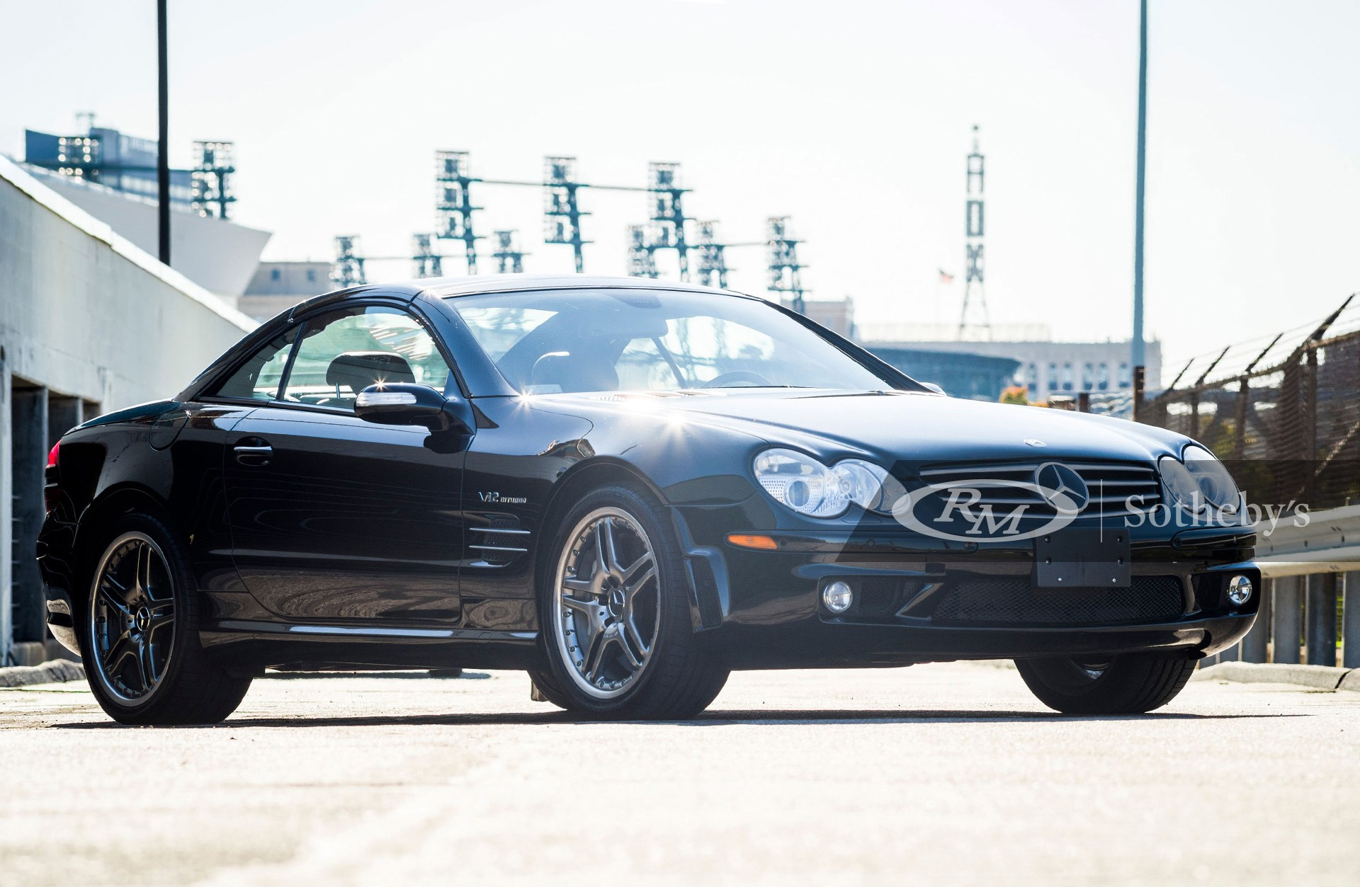 RM Sotheby's Open Roads Fall 2020, Blog, 2006 Mercedes-Benz SL 65 AMG