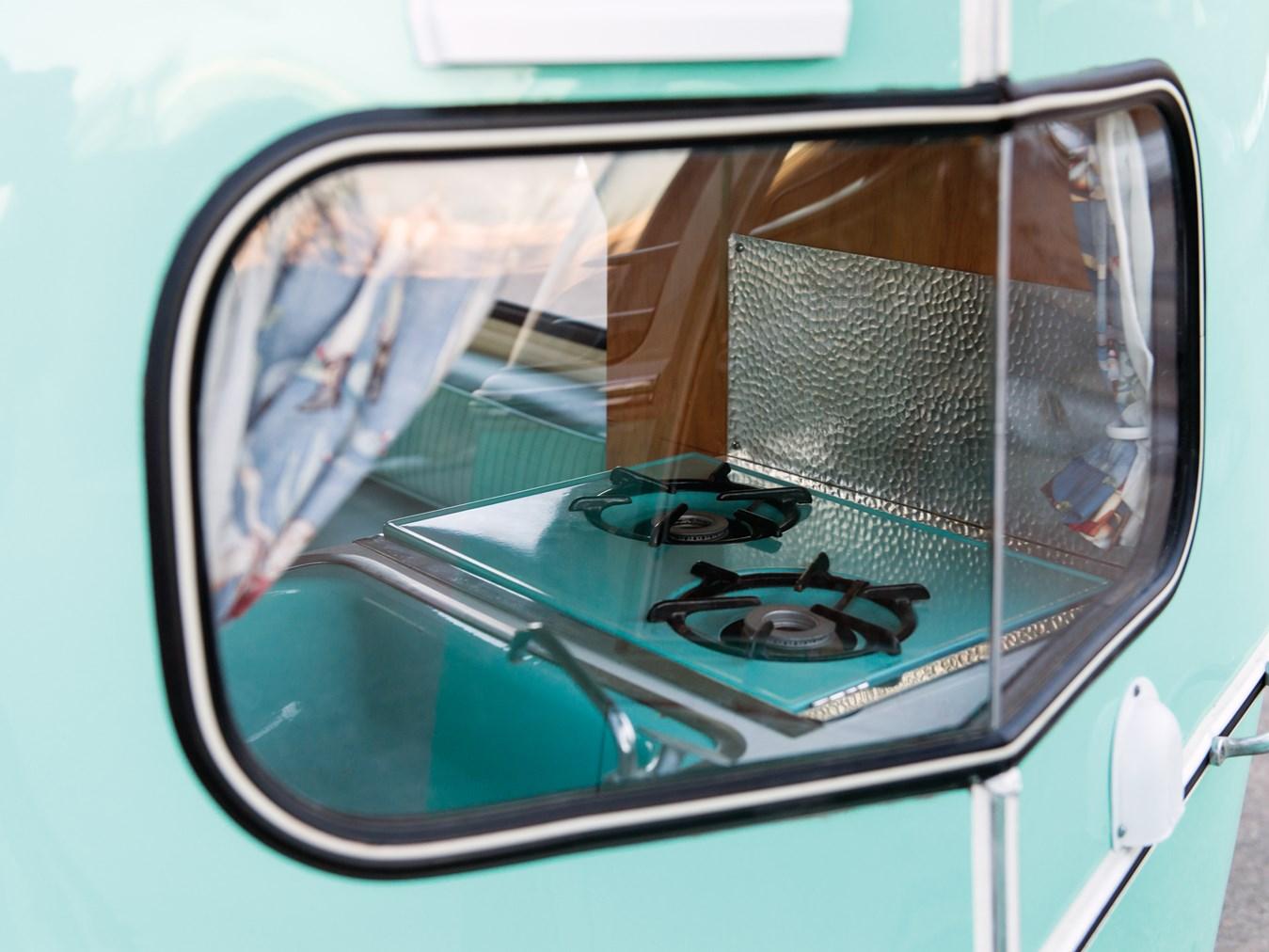 1963 Volkswagen Type 2 '23-Window' Super Deluxe Microbus with Eriba Puck