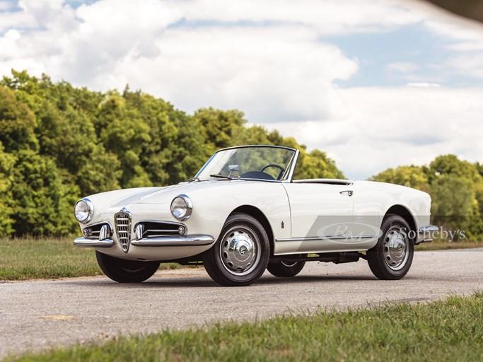 1957 Alfa Romeo Giulietta | RM Sotheby's | Photo:  Teddy Pieper - @vconceptsllc