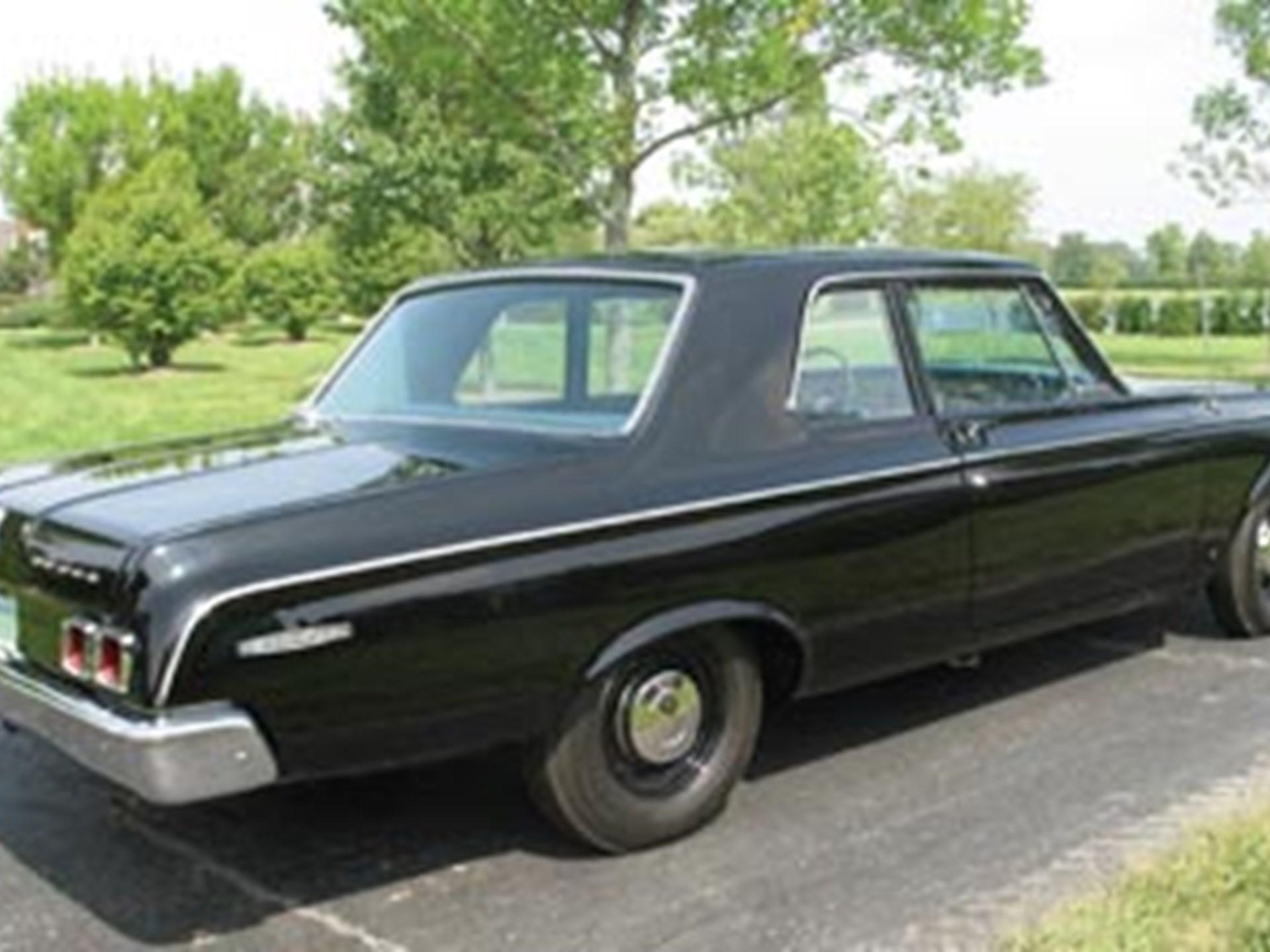 Rm Sothebys 1964 Dodge Polaris 426 Max Wedge Sedan The Florida