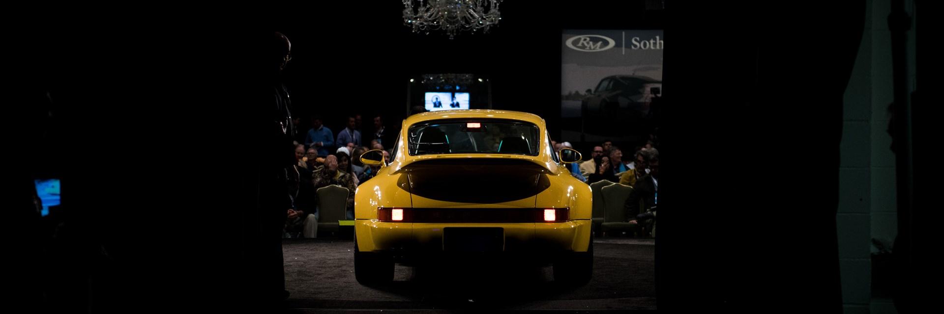 RM Sothebys Amelia Island - Amelia car show