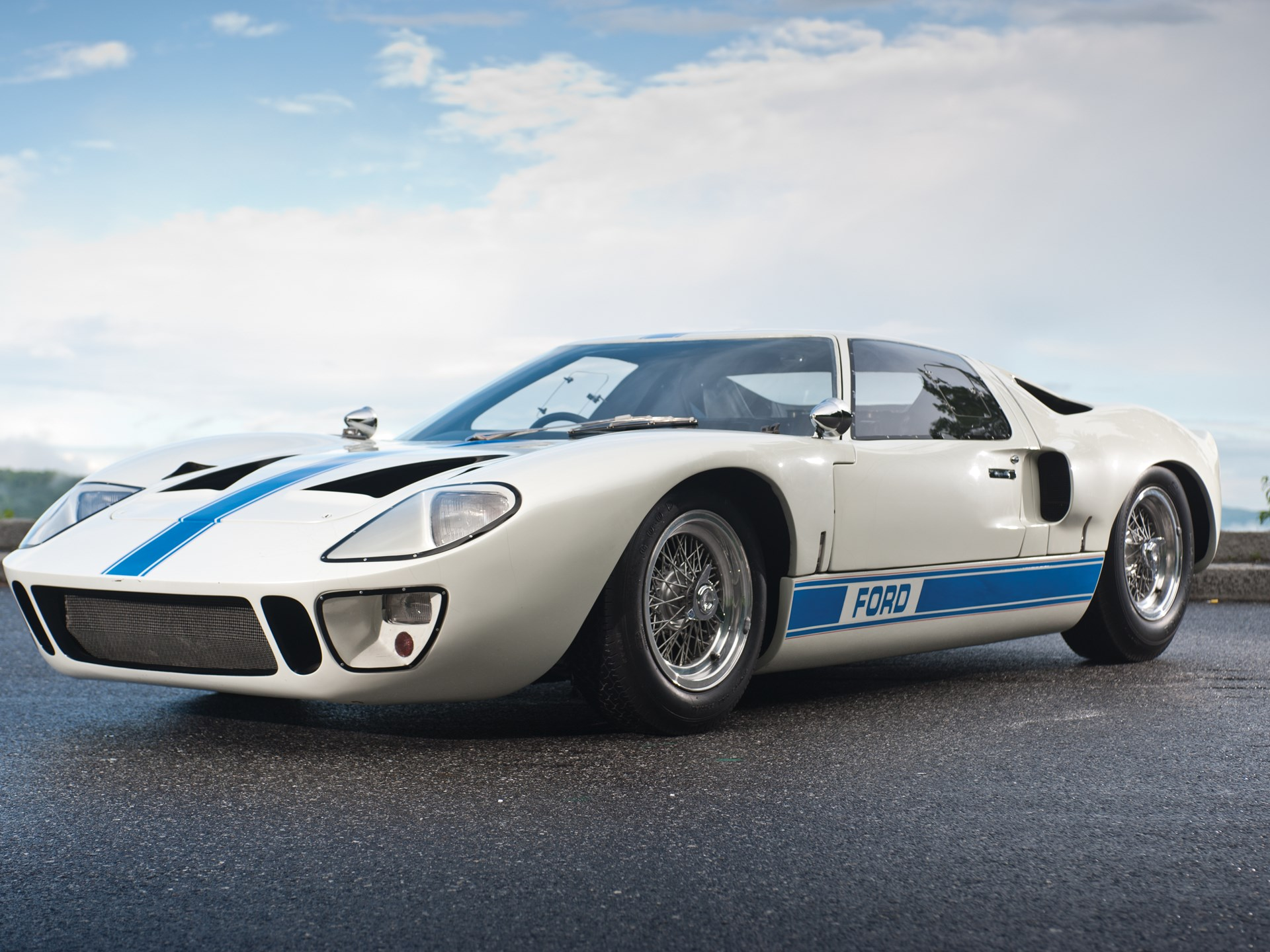 Ford Gt Mark I