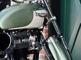 1970 Triumph Bonneville TR120  - $