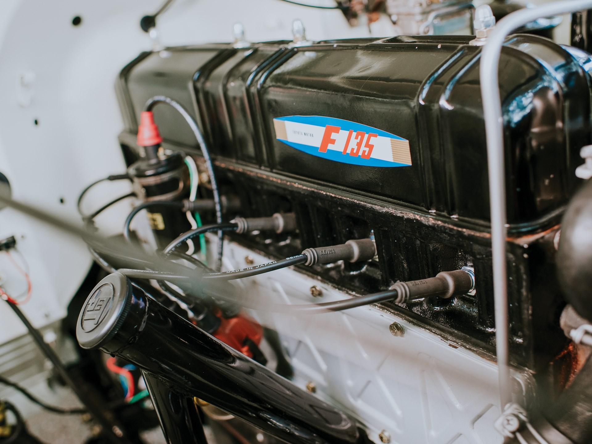 1960 Toyota FJ25 Land Cruiser Soft-Top