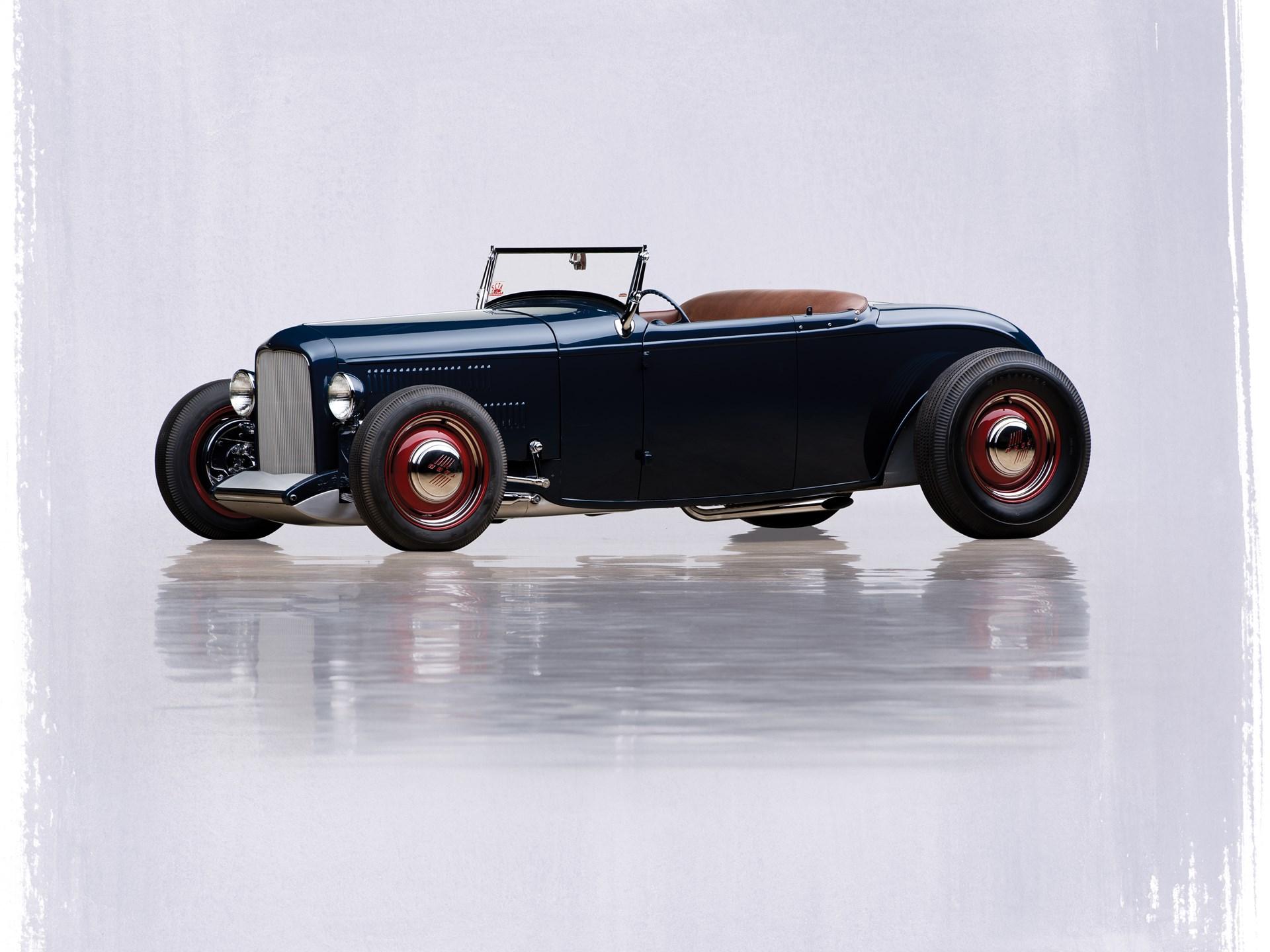 1932 Ford Lakes Roadster Custom by Khougaz
