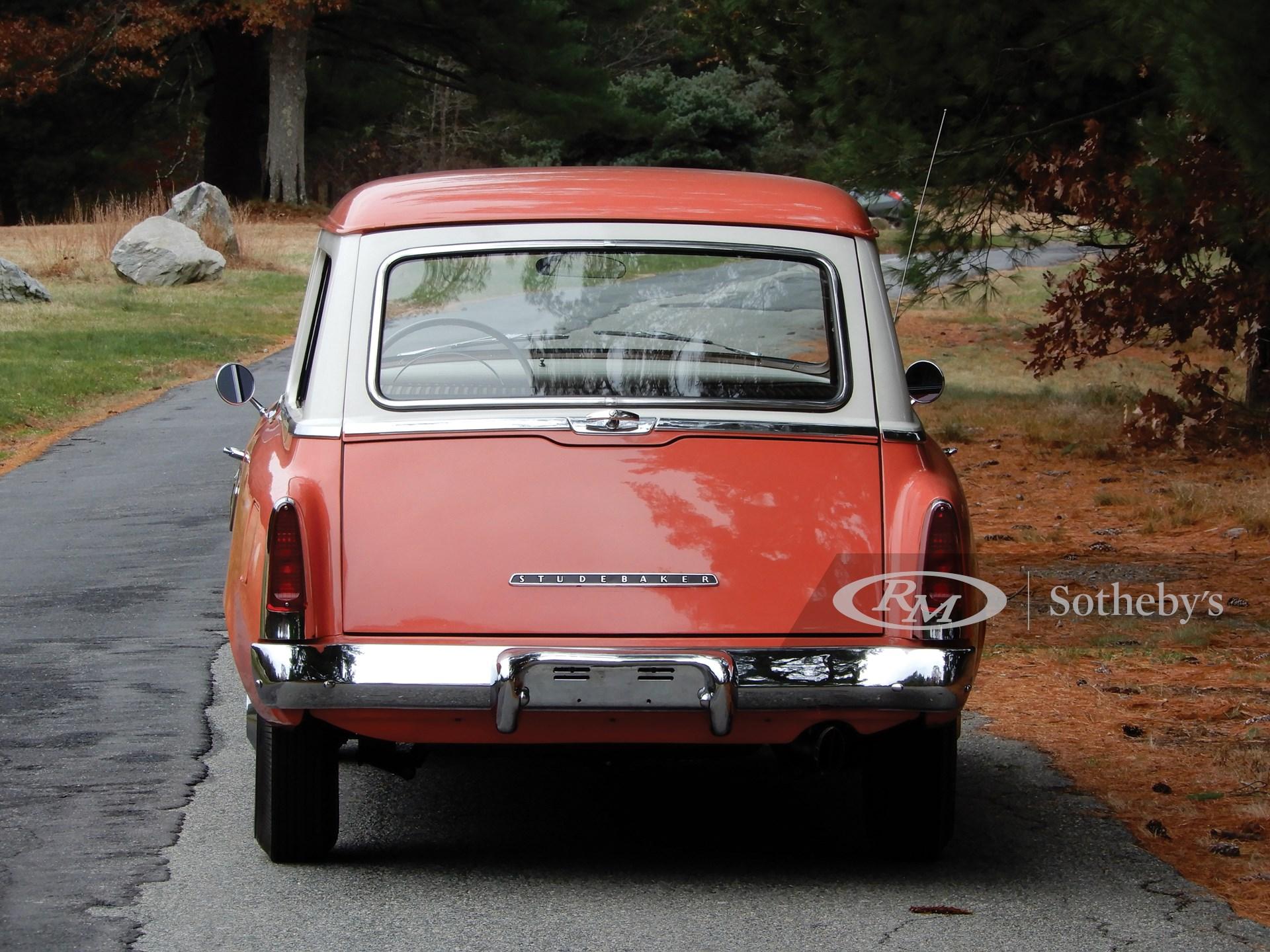 1955 Studebaker Champion Regal Conestoga  -
