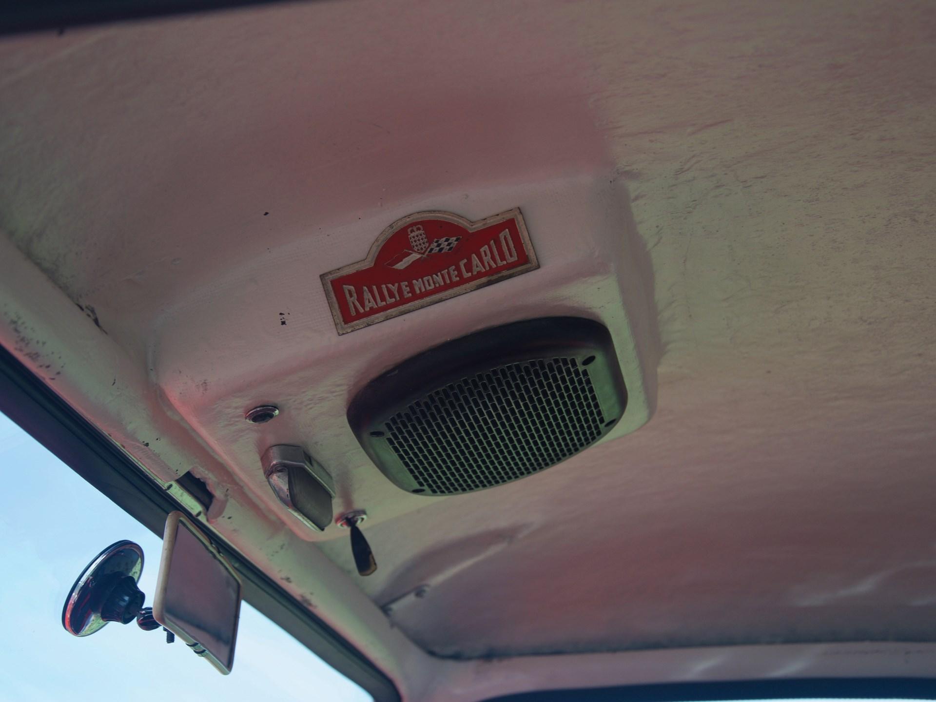 1958 Austin-Healey Sprite Mk 1 Works Rally
