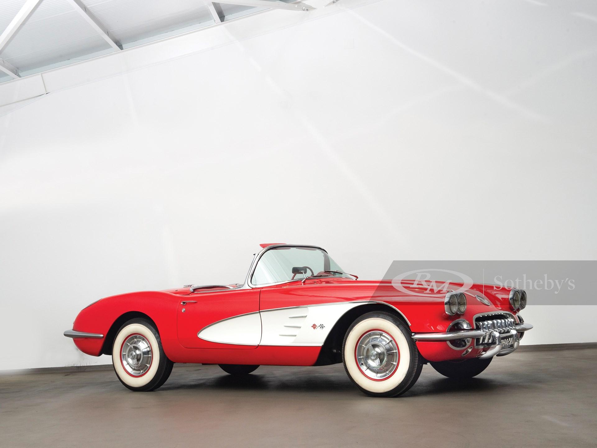 1960 Chevrolet Corvette  -
