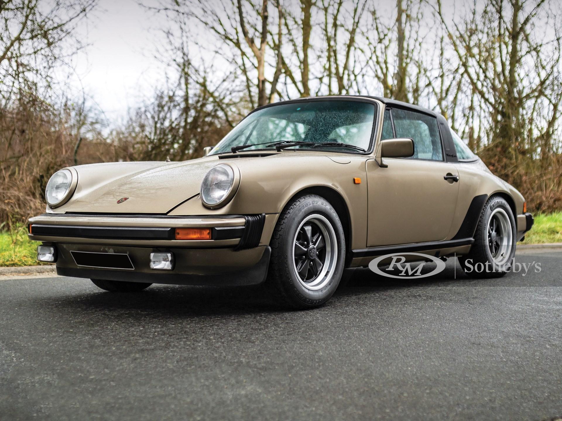 1981 Porsche 911 SC 3.0 Targa  -
