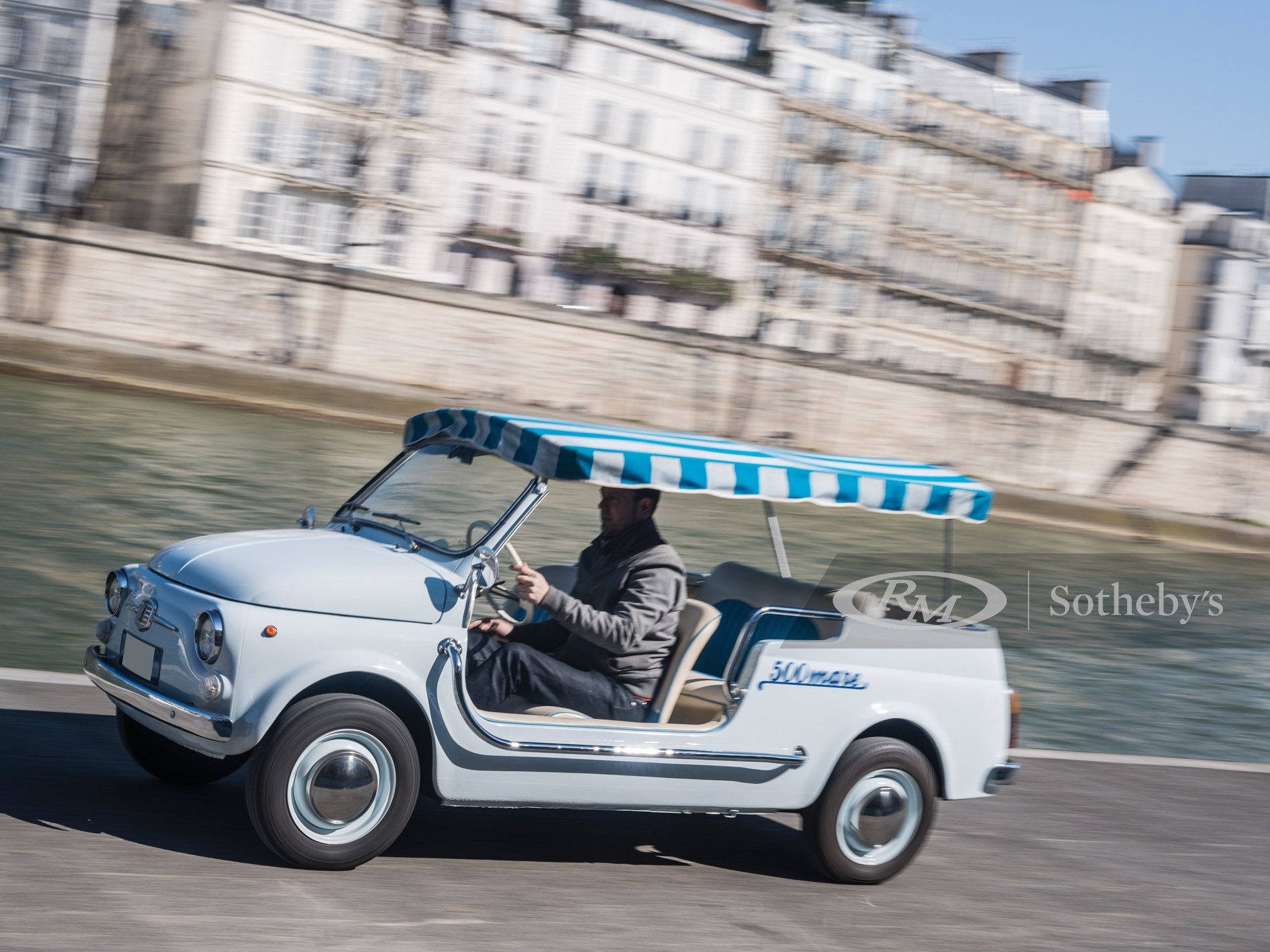 1960 Fiat 500 Mare by Holiday -