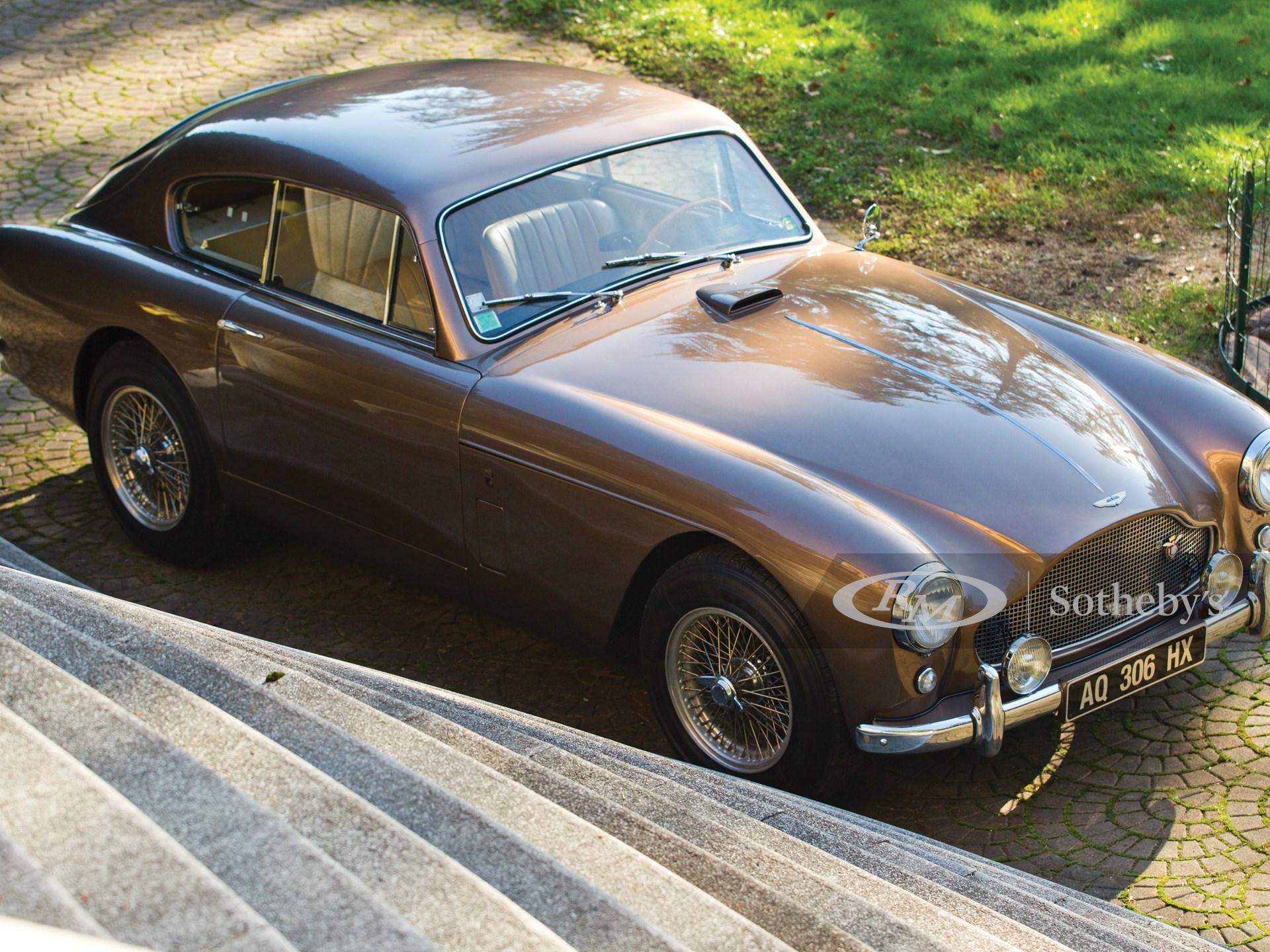 1957 Aston Martin DB2/4 Mk III  -