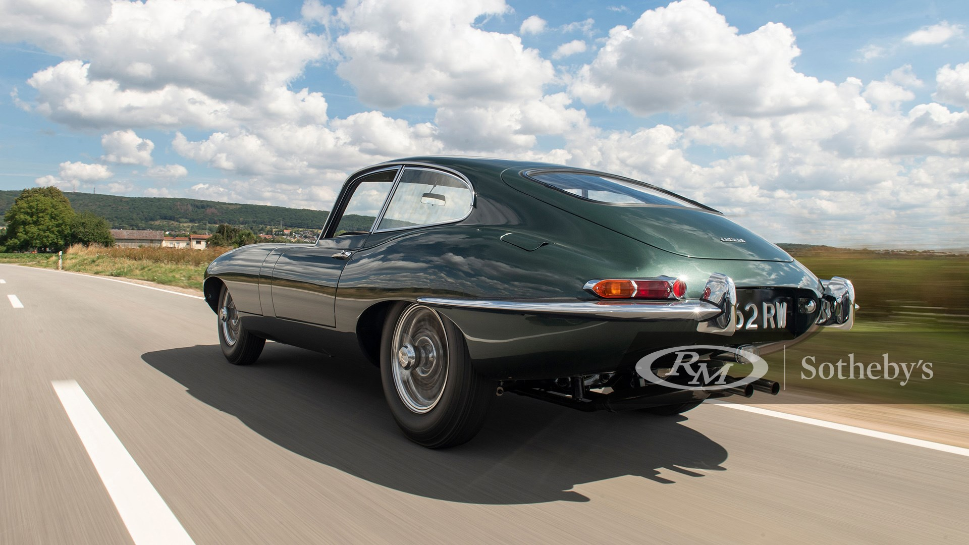 RM Sotheby's London 2020, Blog, 1961 Jaguar E-Type Series 1 3.8-Litre Fixed Head Coupé Factory Development