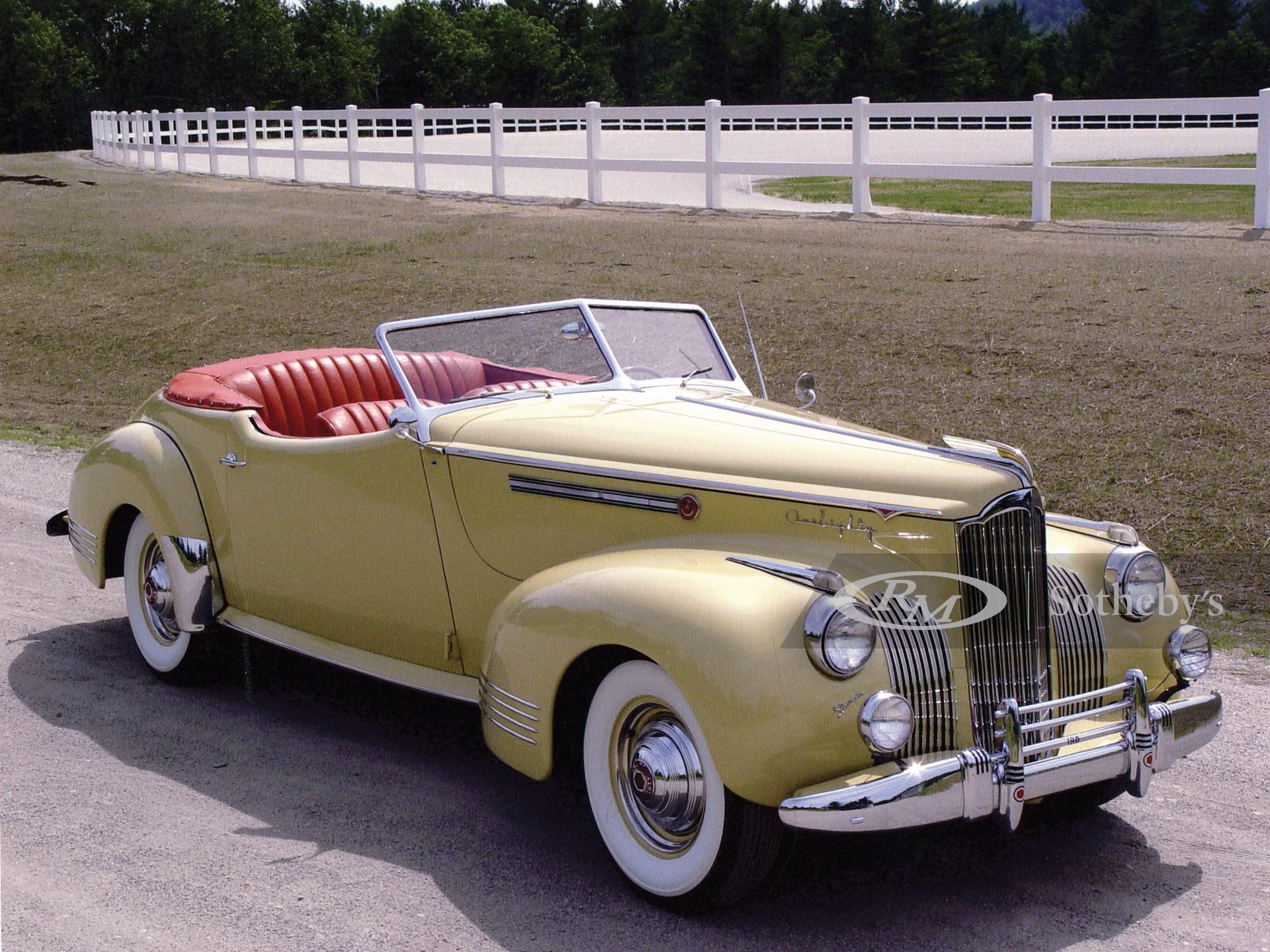 1941 Packard Super Eight 180 Conv.