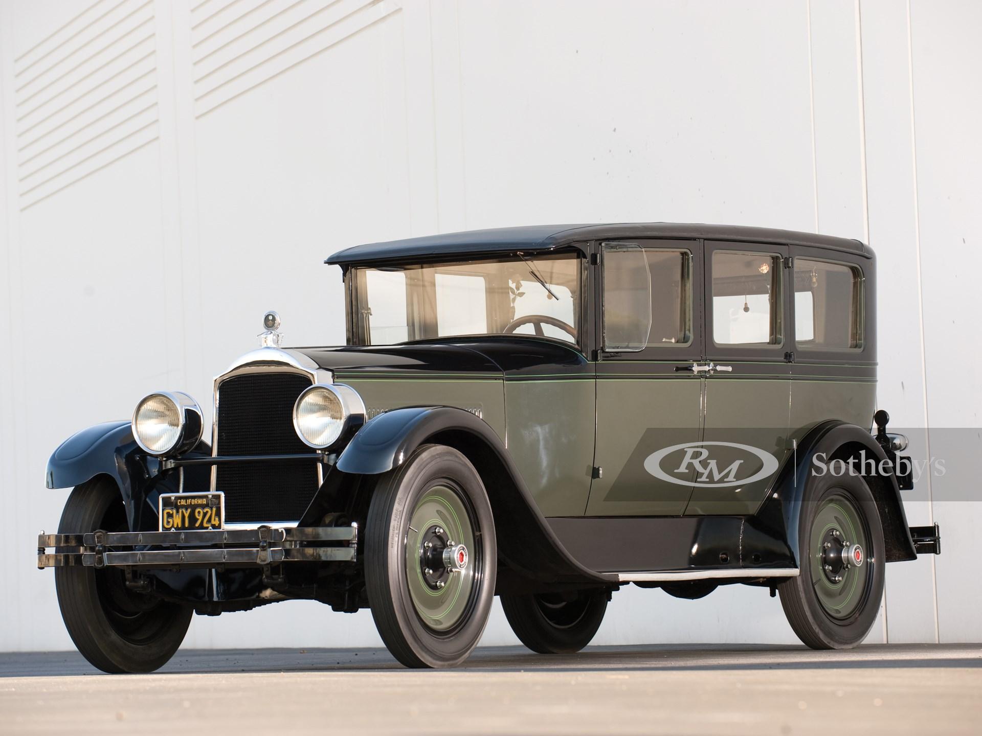 1927 Packard Six Five-Passenger Sedan