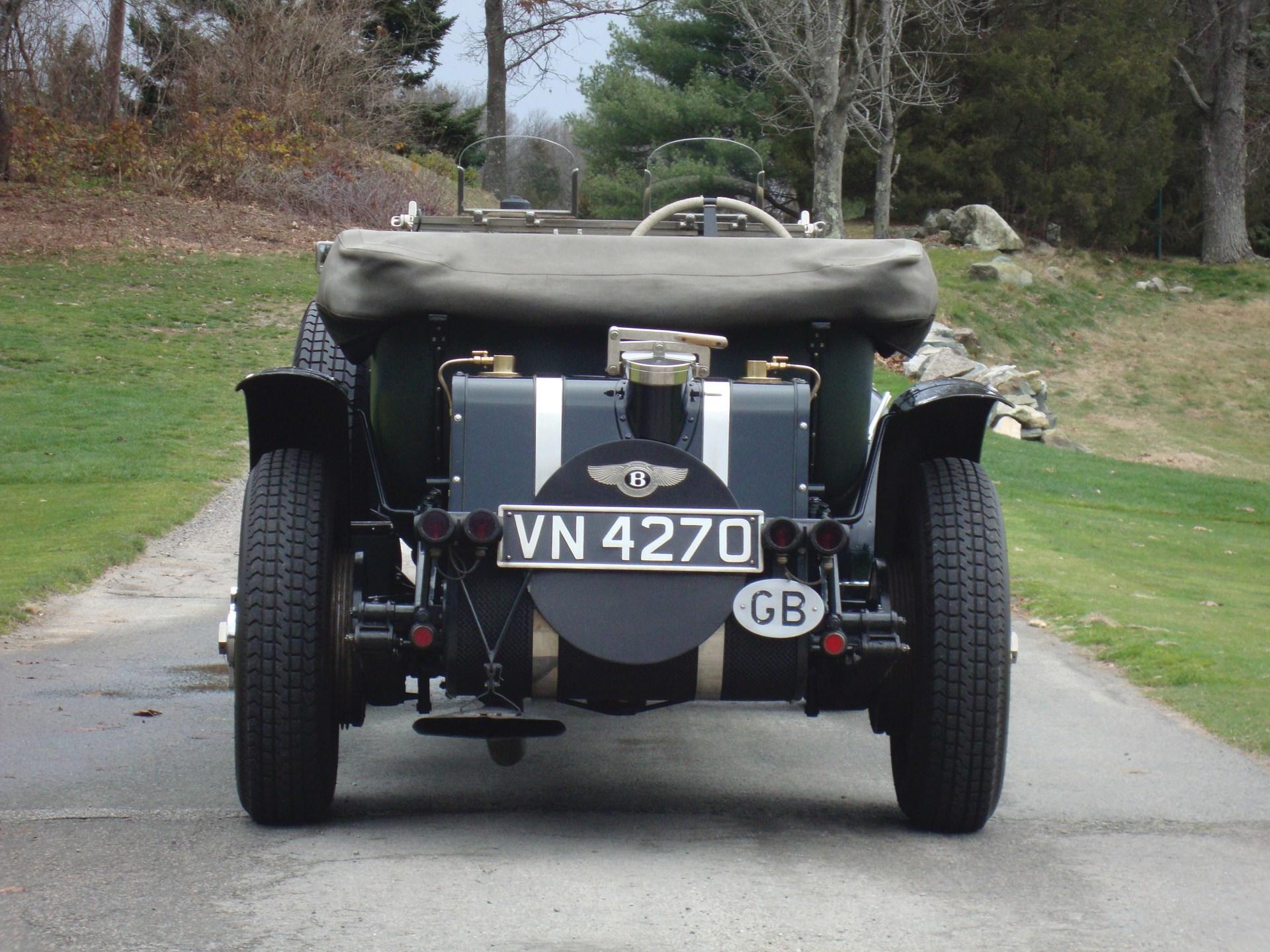 RM Sotheby's - 1930 Bentley 4 5-Liter