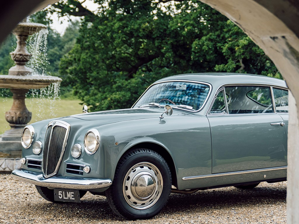 1957 Lancia Aurelia B20 GT 6th Series Coupe Offered Through RM Sothebys Private Sales 2021