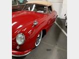 1953 Porsche 356 Cabriolet by Reutter - $