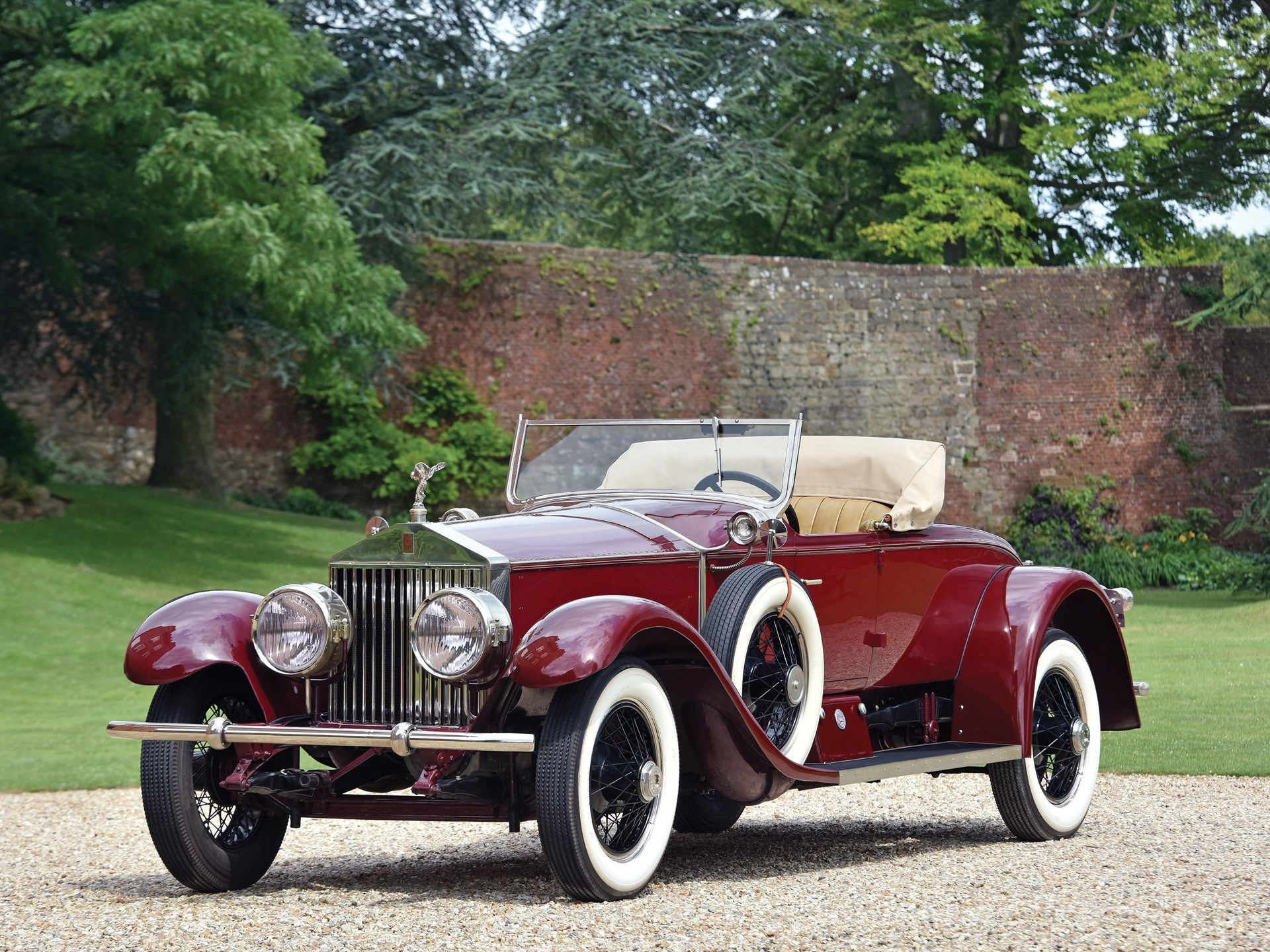 1926 Rolls-Royce Silver Ghost Piccadilly