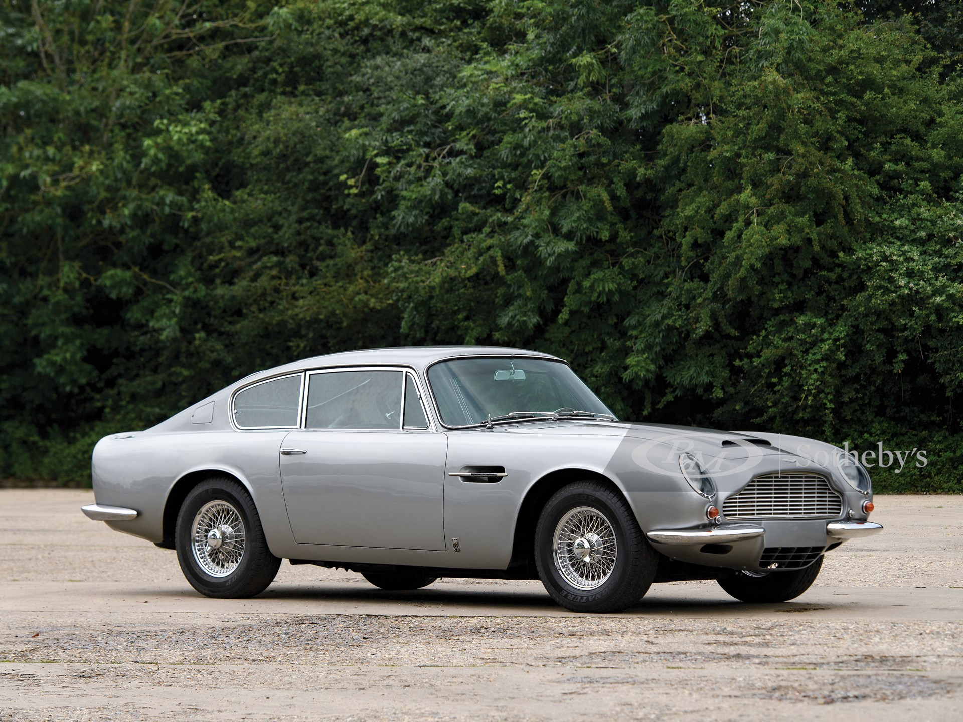 1969 Aston Martin Db6 Mk 2 Vantage Monterey 2019 Rm Sotheby S
