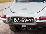 1961 Jaguar E-Type Series 1 3.8-Litre Fixed Head Coupé  - $