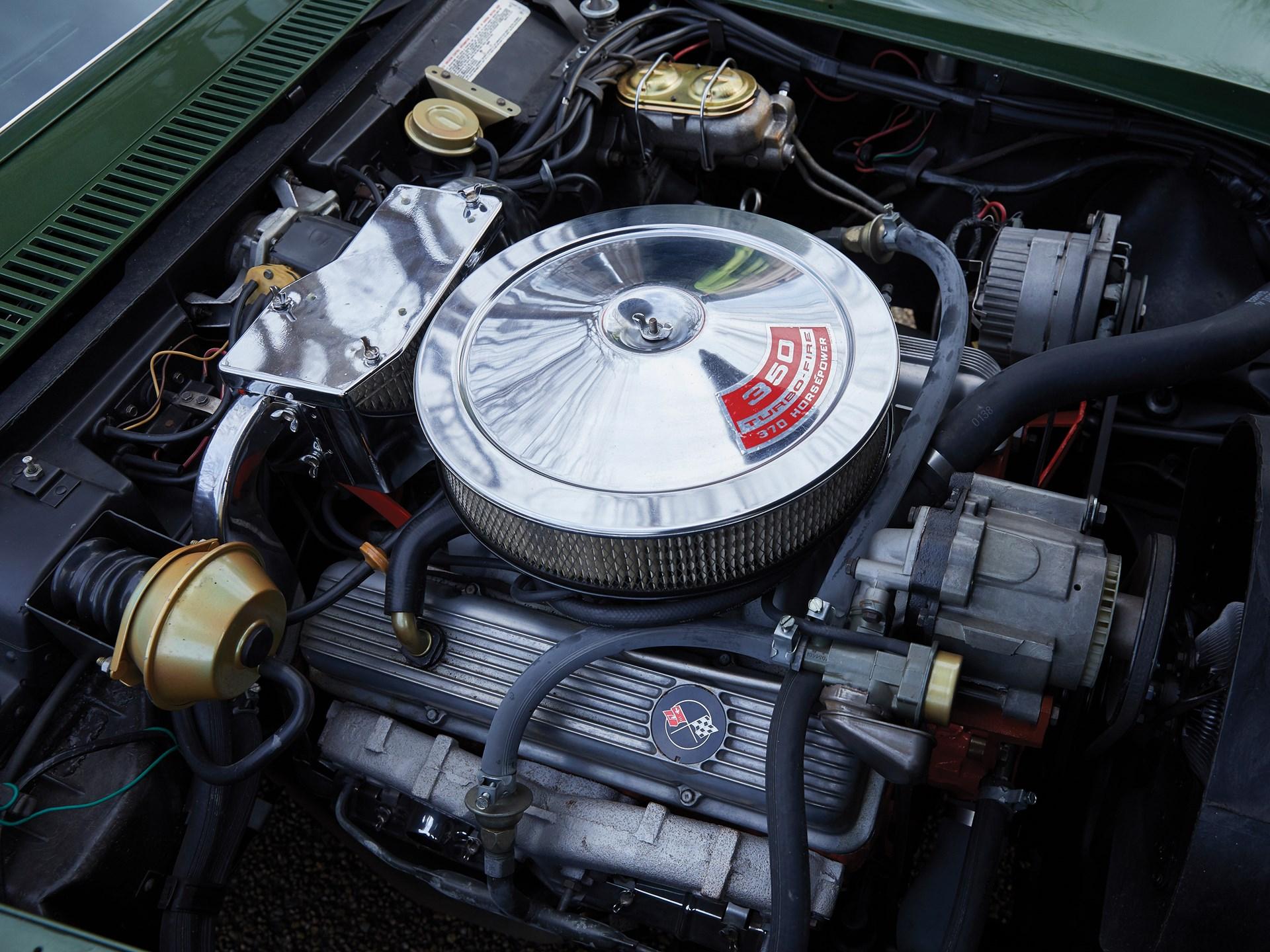 RM Sotheby's - 1970 Chevrolet Corvette Stingray LT1