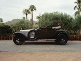 1911 Rolls-Royce 40/50 HP Silver Ghost Drophead Coupe by Barker - $Chassis 1713 as photographed in April 1987 prior to restoration.