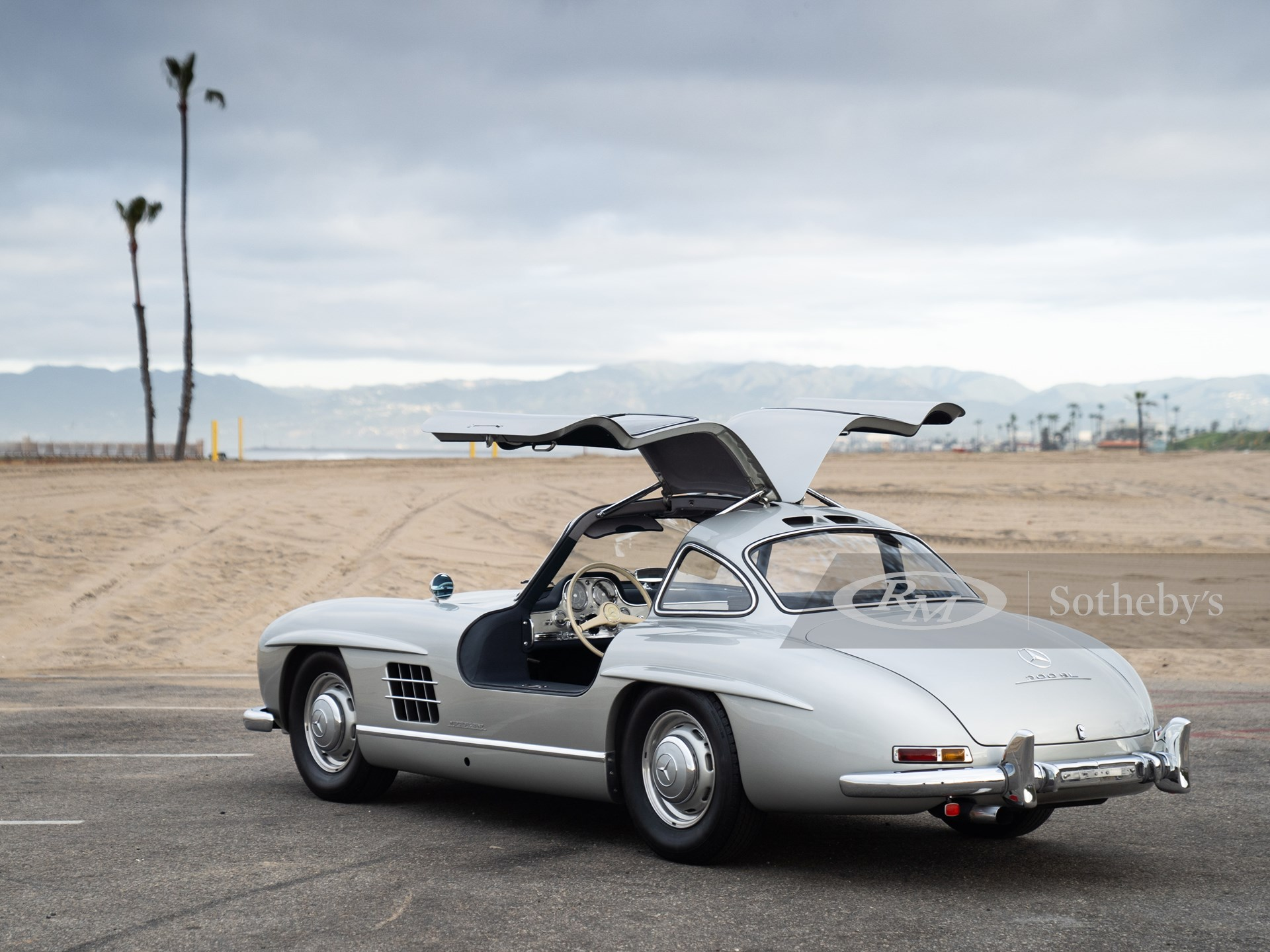 1955 Mercedes-Benz 300 SL Gullwing  -