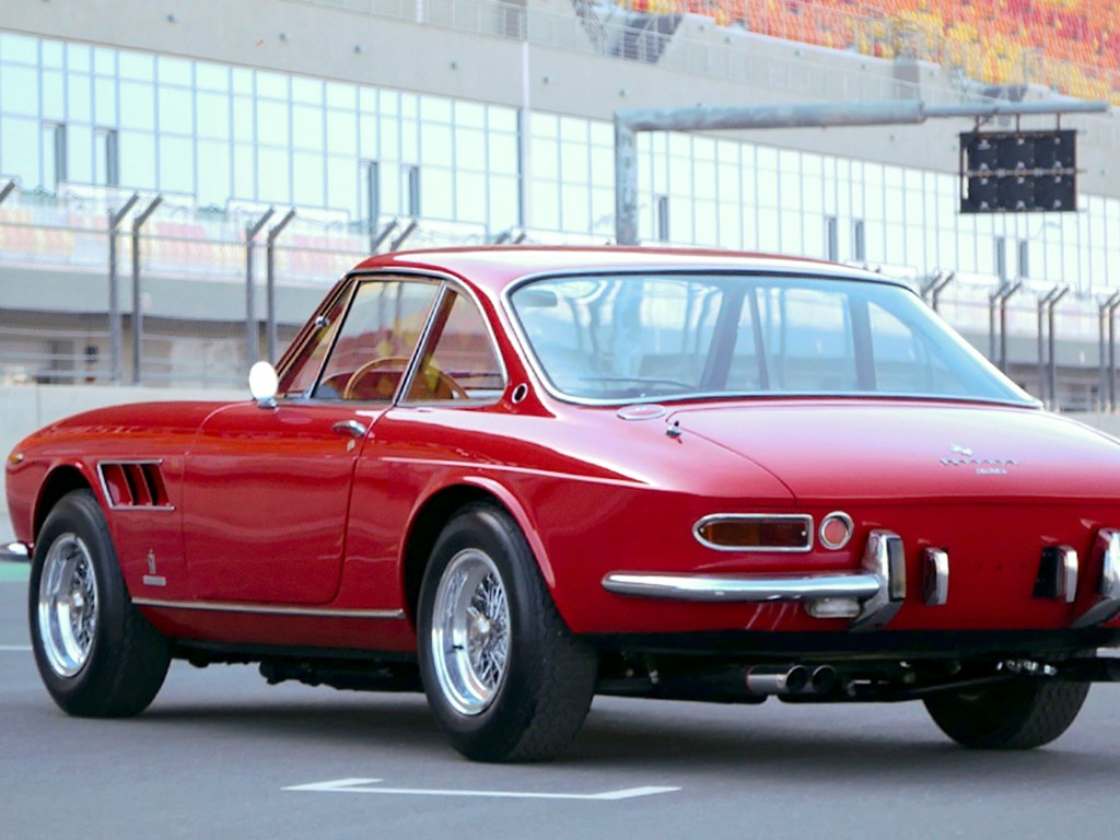 1968 Ferrari 330 GTC by Pininfarina offered at RM Sothebys Online Only Open Roads February Auction 2021