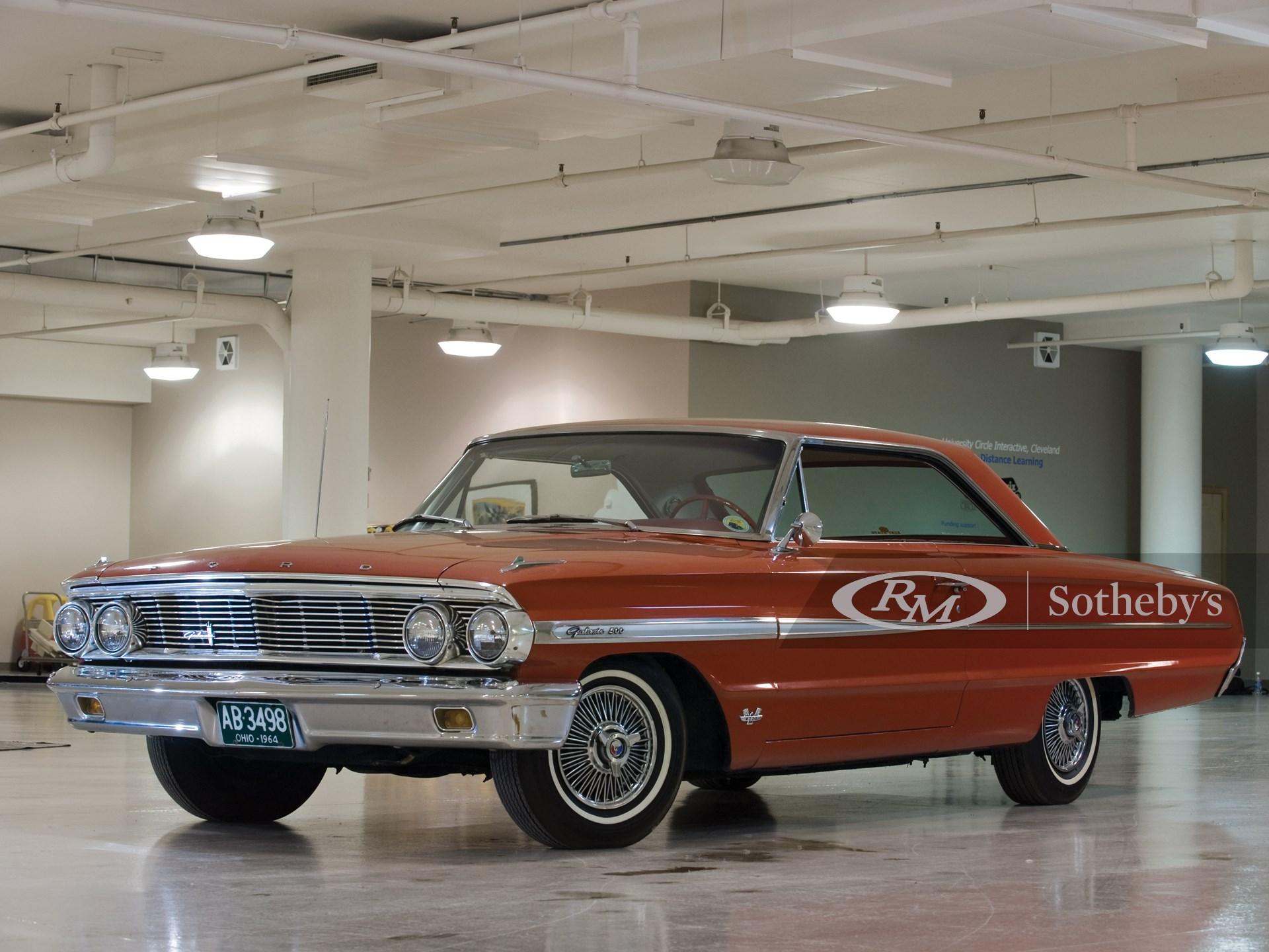 1964 Ford Galaxie 500 Two-Door Hardtop