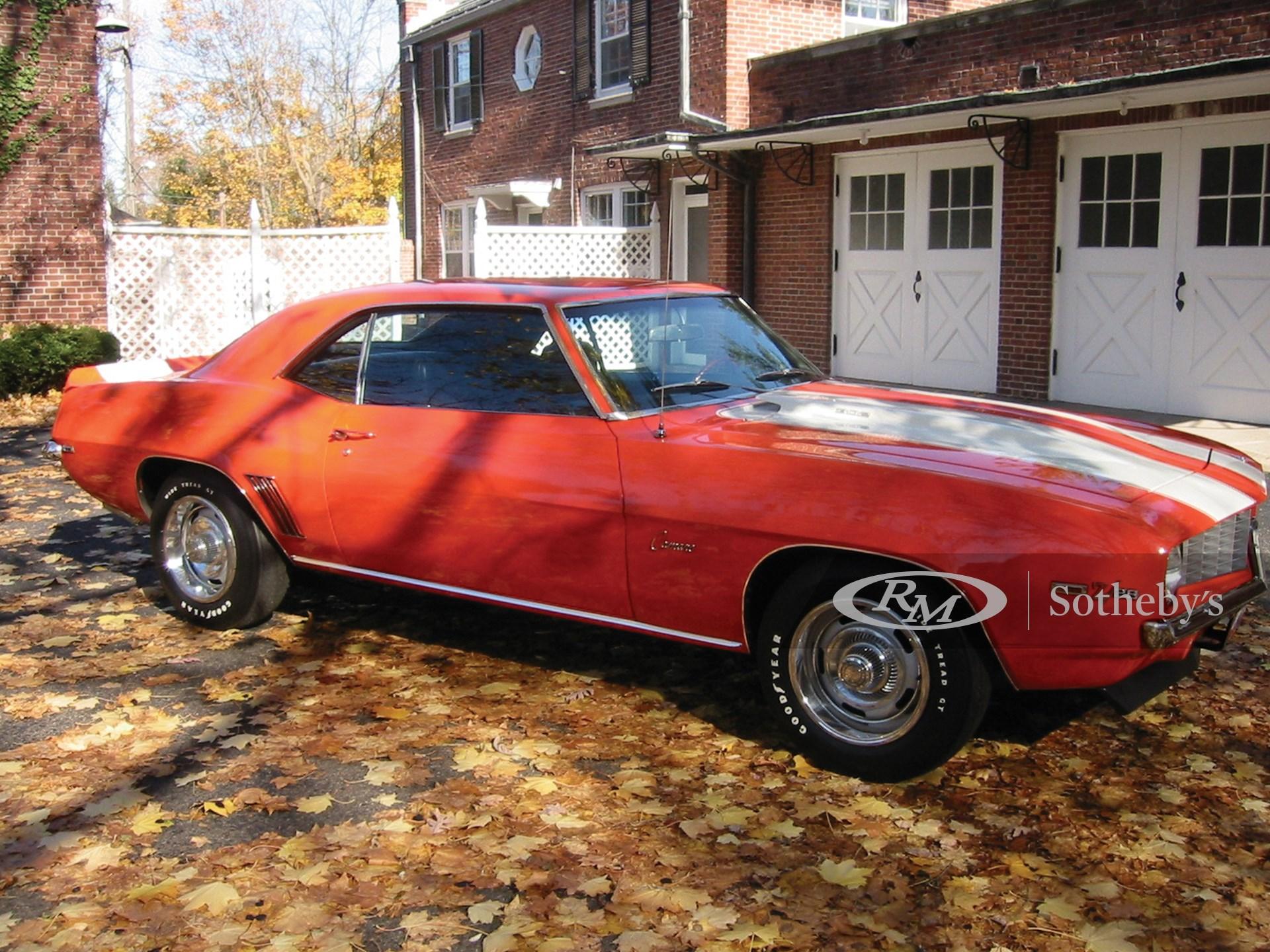 1969 Chevrolet Camaro Z28 Coupe  -