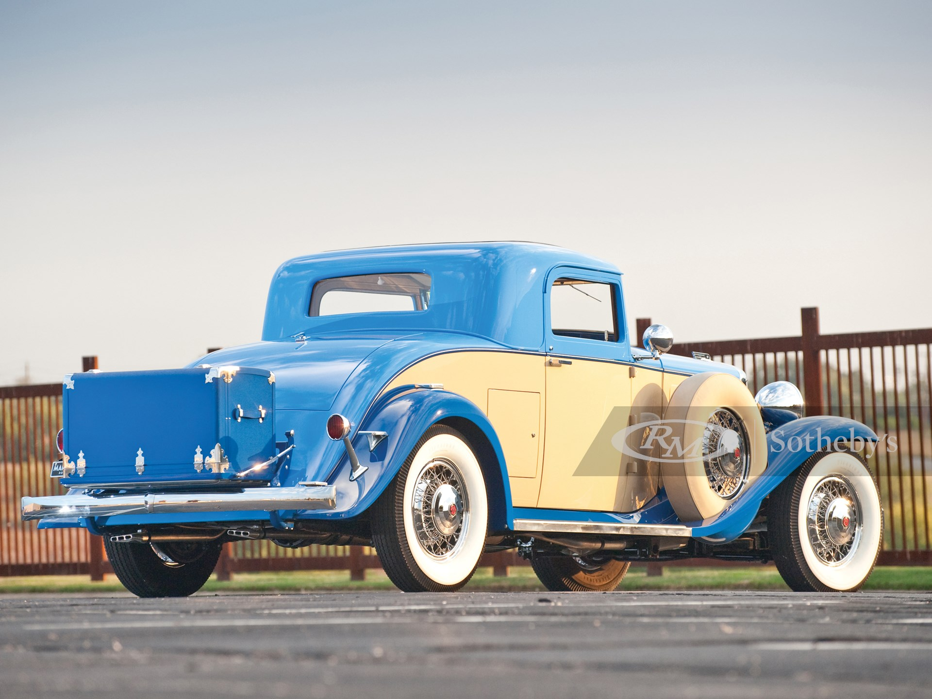 1931 Marmon Sixteen Coupe by LeBaron -