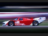 1986 Porsche 962 IMSA GTP  - $Road Atlanta 500 KM, Price Cobb/James Weaver, qualified 4th, finished 1st, 12 April 1987.