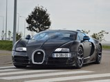 2015 Bugatti Veyron 16.4 Grand Sport Vitesse  - $The Veyron Vitesse undergoing testing near the Bugatti factory in Molsheim, France.